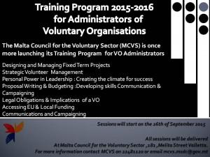 Training Admin